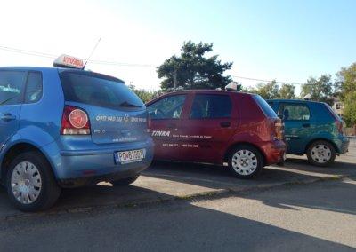 Autoškola TINKA, Prešov - Pri našom sídle