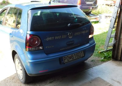 Autoškola TINKA, Prešov - Naše autá pravidelne servisujeme