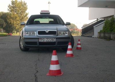 Autoškola TINKA, Prešov - Autocvičisko